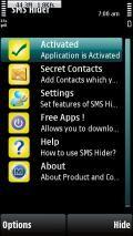 SMS Hider v2.00 S60v3 S60v5 S3 Signed