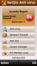 NetQin Mobile Antivirus S60v5 Latest Version Free
