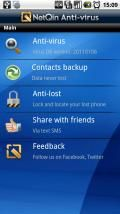 NetQin Mobile Antivirus PRO Latest Version