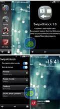 SwipeUnlock By Alexander Fokin - MeeGo OS-style - S3 - Belle
