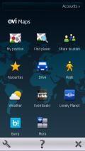 Nokia Maps For Symbian S60v5