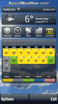 accuweather apps free download