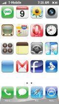Homescreen Iphone4 S60v5