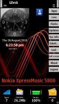 Nokia XpressMusic D.d.p.p.l.l. v1.0 Gdes