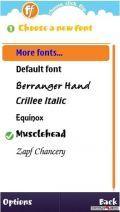 30 Fonts Changer