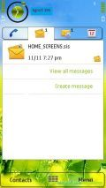 MOD-9 Home Screen