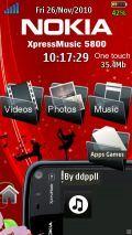 Gdesk Red Special v2