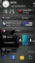 N97 Home Screen