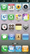 Gdesk Iphone 4g By Fudin