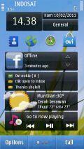 Gdesk Homescreen For
