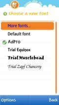 37 Fonts For Flip Font