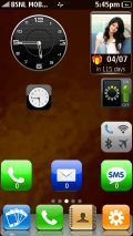 Spb Shell Iphone Pack By-madhab