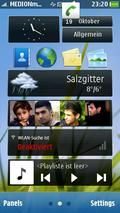 Spb Skin N8 With Themes And Set