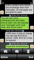 Free-iSMS AllInOne v1.15 3G S60v3/v5 S3