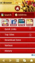 Theme Pack For UC Browser 7.8
