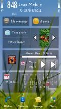 N8 Homescreen For S60 V5