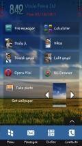 Orange And Oratsu Home Screen