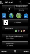 N8(Live) Homescreen
