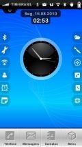 Galaxy Homescreen