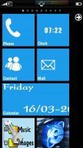 Lumia 800 Skin For vHome v3.0