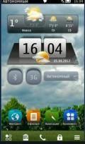 Digital Clock Miui Unsigned For S3