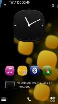 DeskClock 44 Skins (Belle/WP7/iPhone/Android/HTC)
