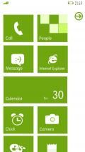 Windows Phone 7 Green Loader