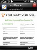 Foxit Reader for Symbian