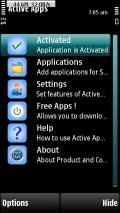 Active Apps 2.00 S60v3 S60v5 S3 SymbianOS9.x Signed
