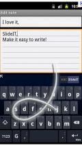 Slide-iT keyBoard