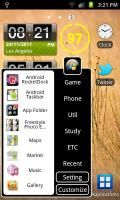 Win-7 Start Menu For Symbian
