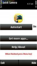 Invex Quick Camera v1.01(0) S60v5 Symbian3 Anna Belle