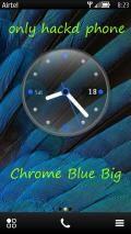 Chrome Blue Big