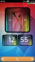 2 Clock Analog Digital Magic Colour v.1.00 By Kamal9082 Signed