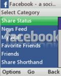 Facebook Mobile by Shorthand - 128x160