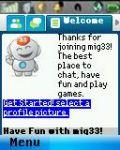 Mig33 v4 Mobile Messenger