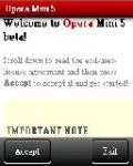 Operamini 5 beta