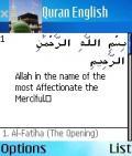 Quran Arabic - English