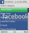Facebook SMS App By Shorthand - 176x208