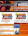 Opera Mini 4.3 Naruto