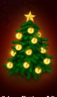 Night Lamp Christmas Edition