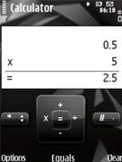 Nokia Enhanced Calculator