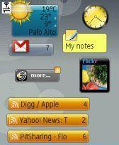 Webwag - Widgets On Your Mobile