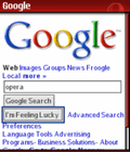 Internet Browser Opera Mini