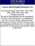 Oxford Dictionary offline
