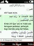 Al-Quran Terjemah Indonesia - Arab