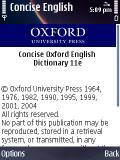 Краткий Оксфордский английский словарь 11e