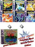 All POKEMON gameboy game