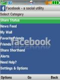 Facebook SMS App By Shorthand - 240x320