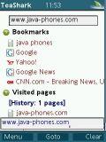 Teashark Web Browser